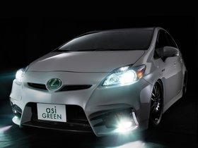 Ver foto 10 de Toyota Prius ZVW30 2009