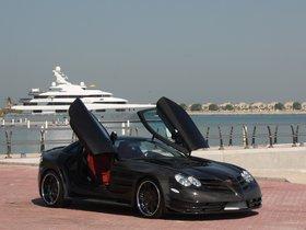 Ver foto 3 de Mercedes Asma SLR MacLaren 722 Perfectus 2009