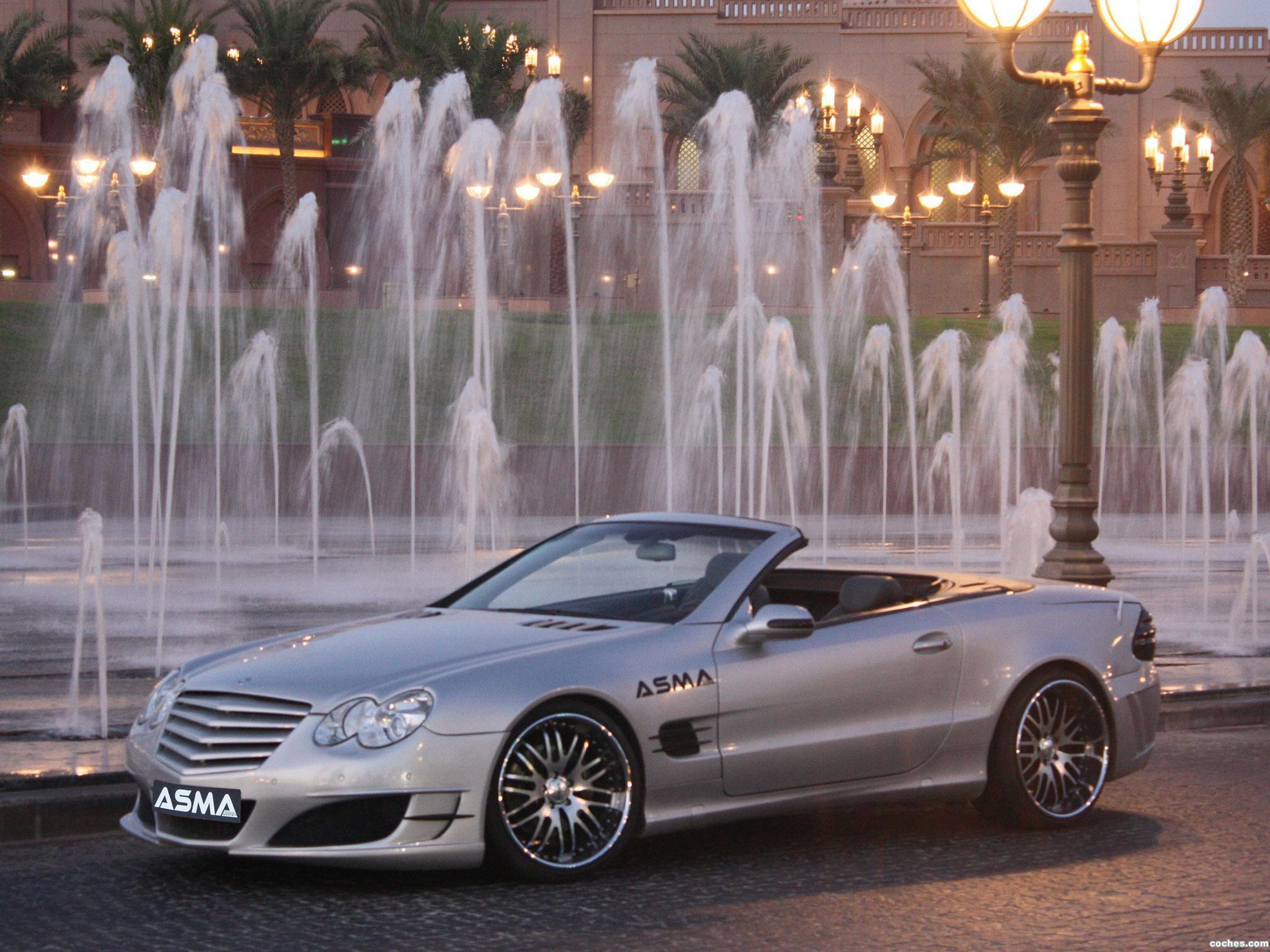 Foto 8 de Mercedes asma SL Sport Edition R230 2009