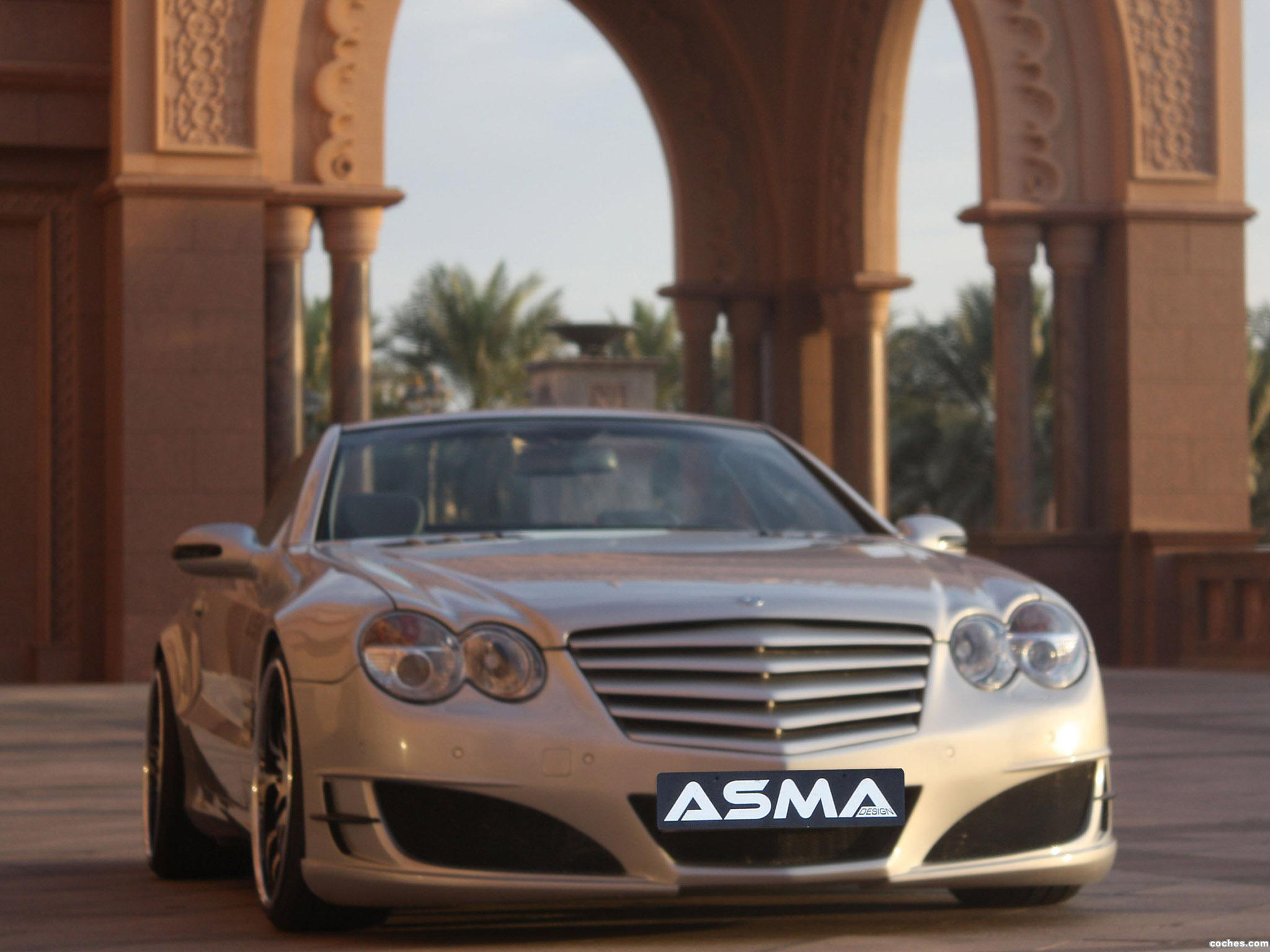 Foto 5 de Mercedes asma SL Sport Edition R230 2009