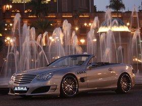Fotos de Mercedes asma SL Sport Edition R230 2009