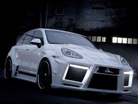 Ver foto 1 de Porsche ASMA Design Cayenne Turbo Giant 958 2011
