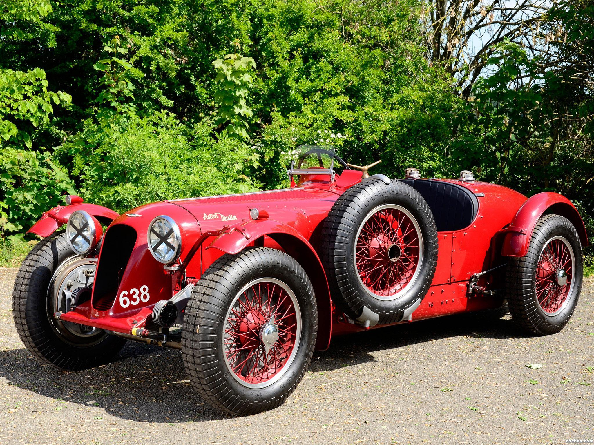 Foto 0 de Aston Martin 2 Litre Speed Model 1939