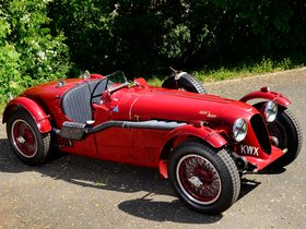 Ver foto 2 de Aston Martin 2 Litre Speed Model 1939