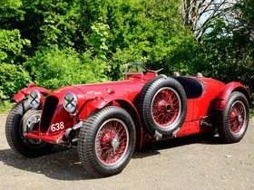 Ver foto 1 de Aston Martin 2 Litre Speed Model 1939