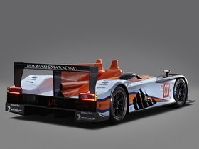 Ver foto 2 de Aston Martin One Race Car 2011