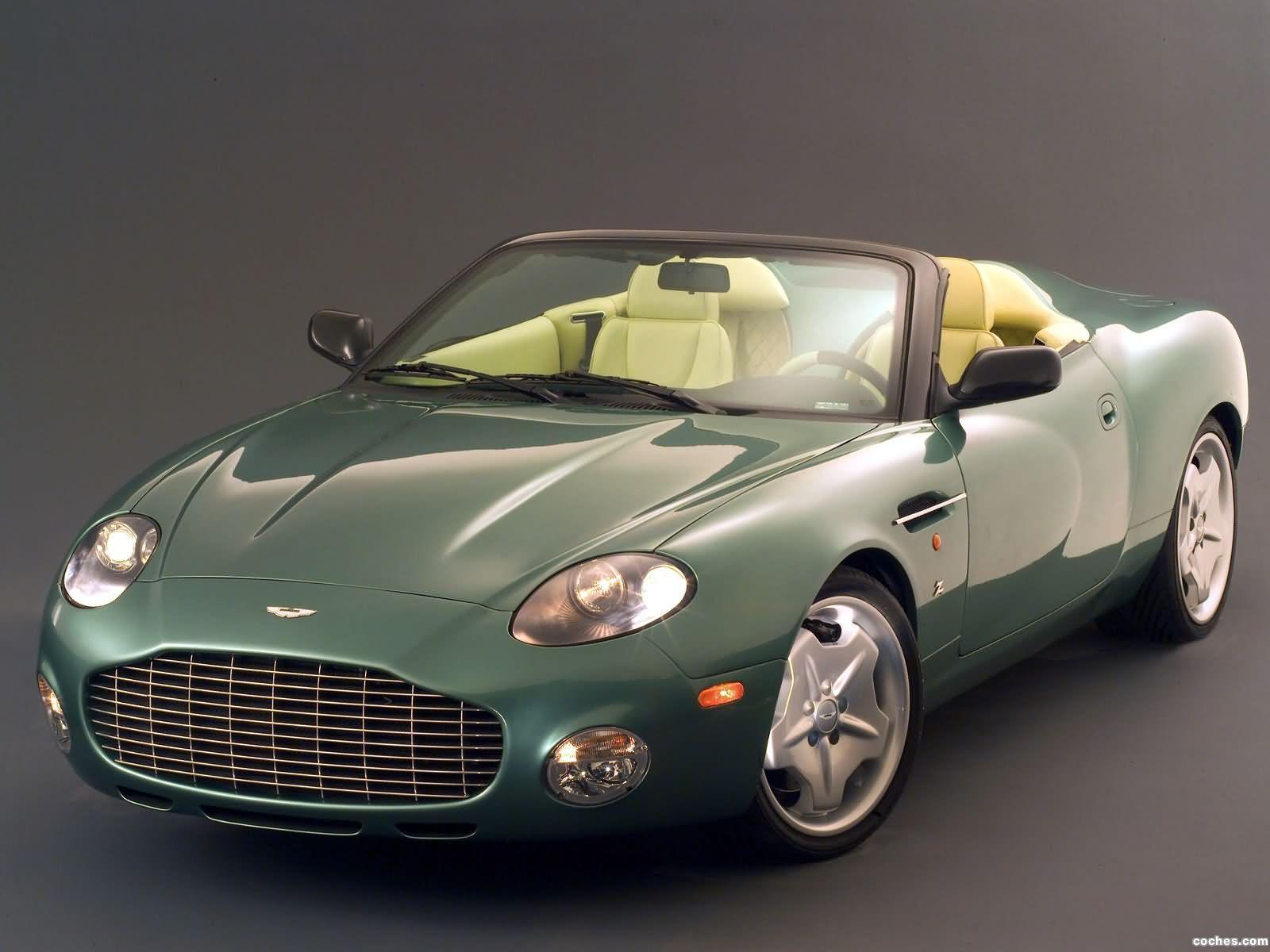 Foto 0 de Aston Martin AR1 Zagato 2003