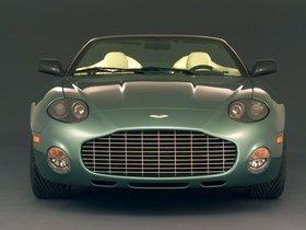 Ver foto 3 de Aston Martin AR1 Zagato 2003
