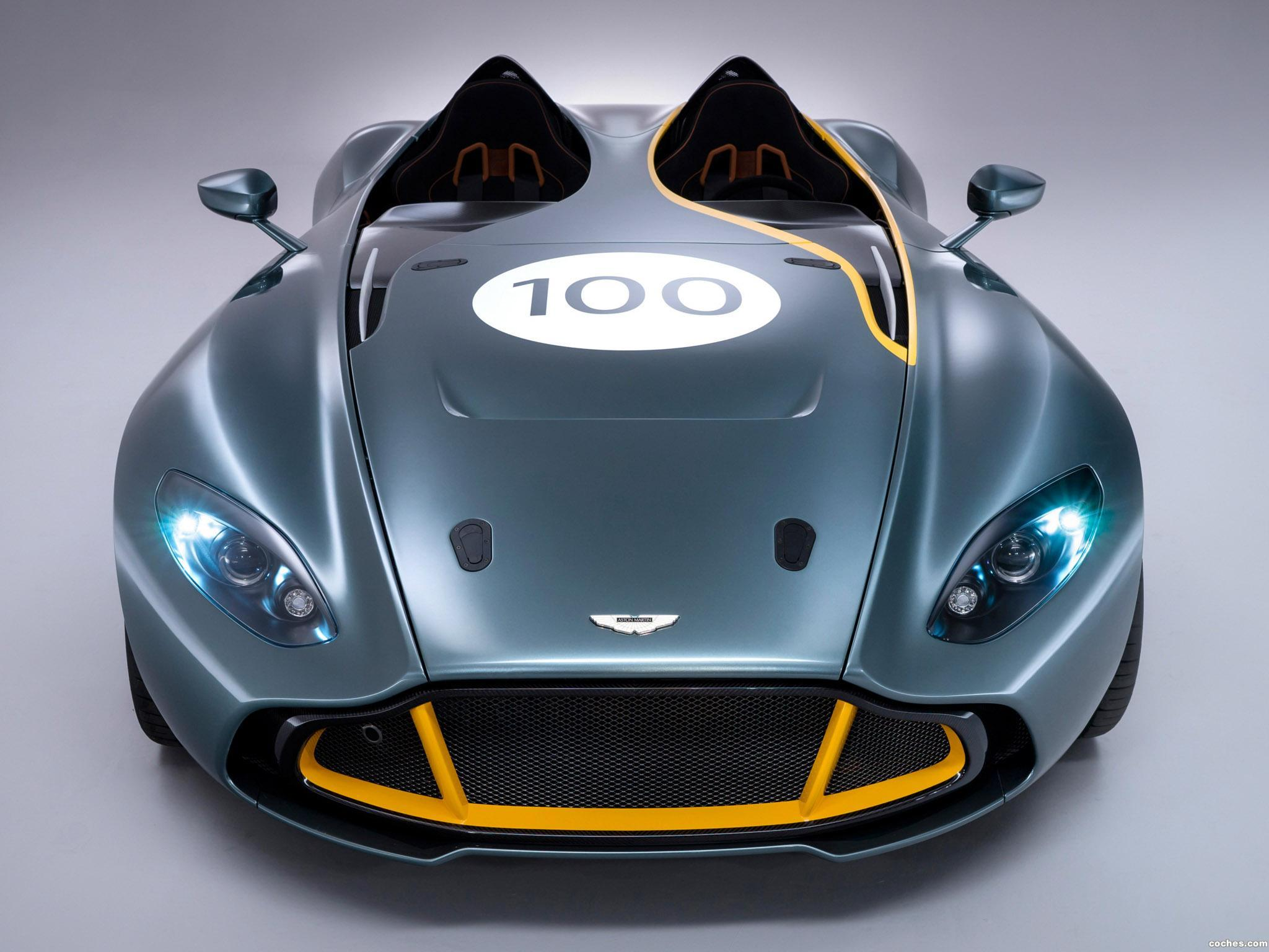 Foto 0 de Aston Martin CC100 Speedster Concept 2013