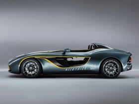 Ver foto 5 de Aston Martin CC100 Speedster Concept 2013