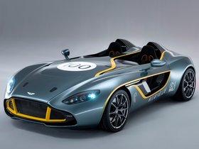 Ver foto 4 de Aston Martin CC100 Speedster Concept 2013