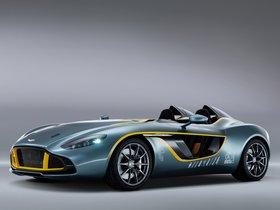 Ver foto 3 de Aston Martin CC100 Speedster Concept 2013
