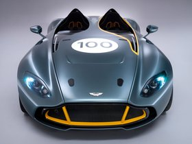 Fotos de Aston Martin CC100 Speedster Concept 2013