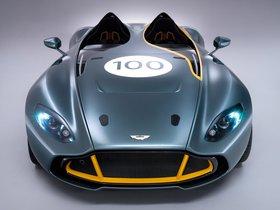 Ver foto 1 de Aston Martin CC100 Speedster Concept 2013