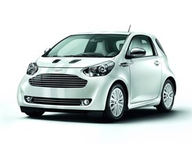 Fotos de Aston Martin Cygnet White Edition 2011