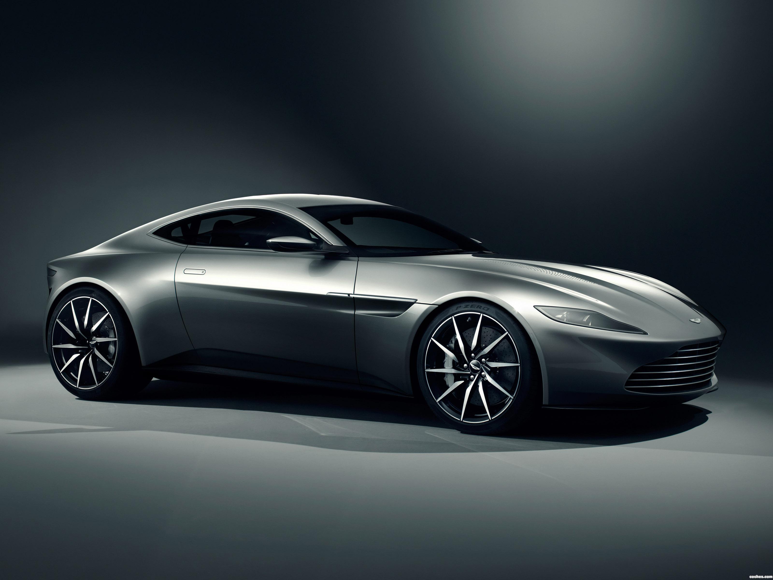 Foto 0 de Aston Martin DB10 2015