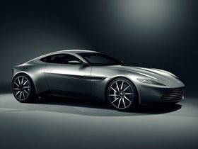 Ver foto 1 de Aston Martin DB10 2015