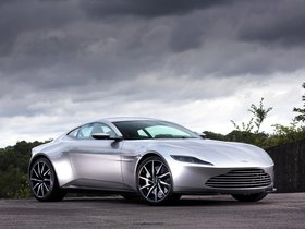 Ver foto 18 de Aston Martin DB10 2015