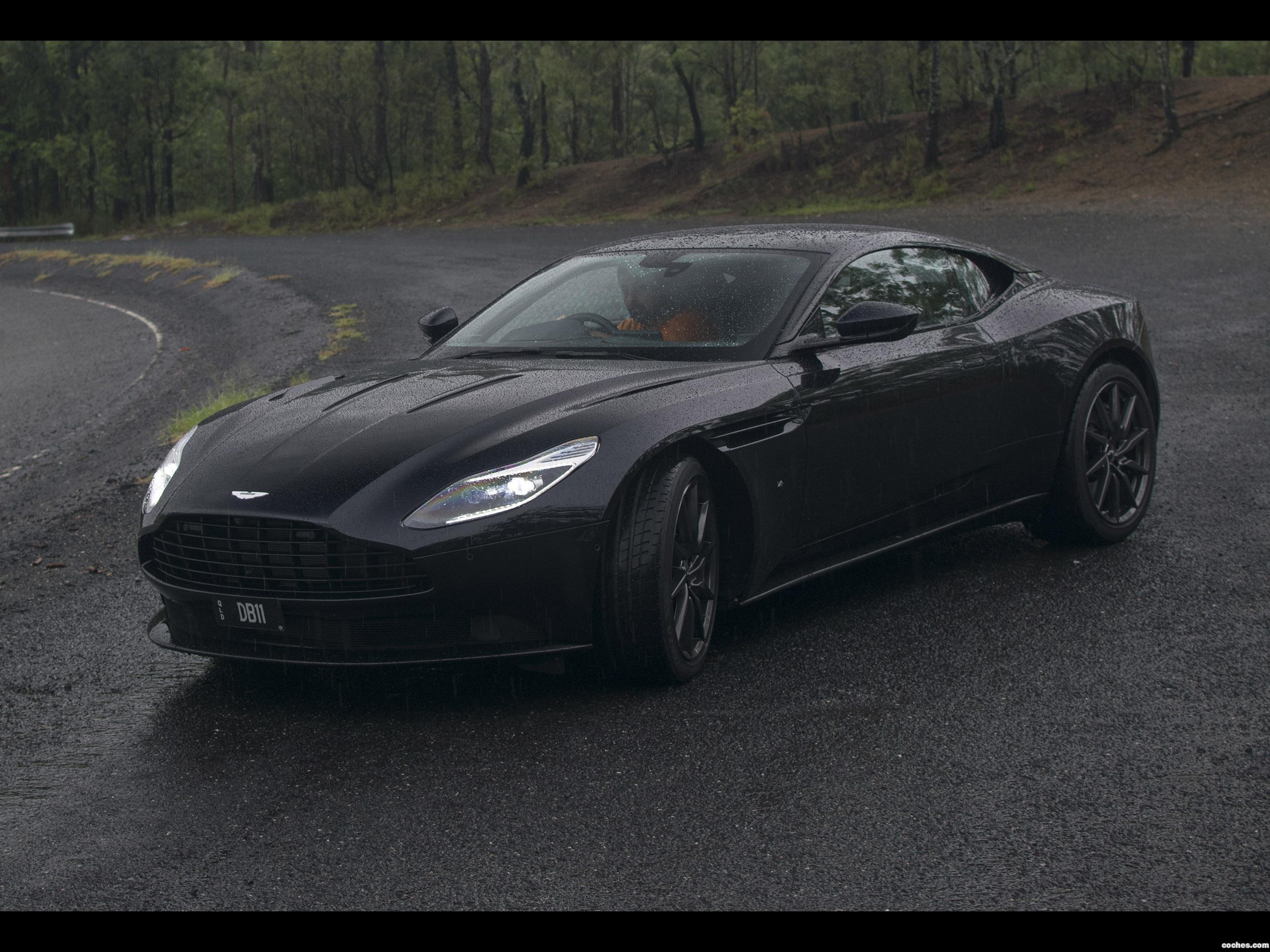 Foto 0 de Aston Martin DB11 Australia 2017