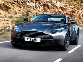 Ver foto 9 de Aston Martin DB11 UK 2016
