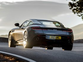 Ver foto 8 de Aston Martin DB11 UK 2016