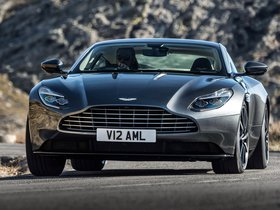 Ver foto 7 de Aston Martin DB11 UK 2016