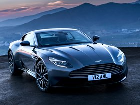 Ver foto 3 de Aston Martin DB11 UK 2016
