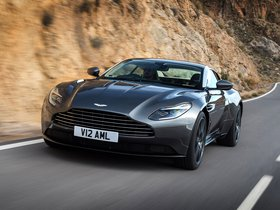 Ver foto 2 de Aston Martin DB11 UK 2016
