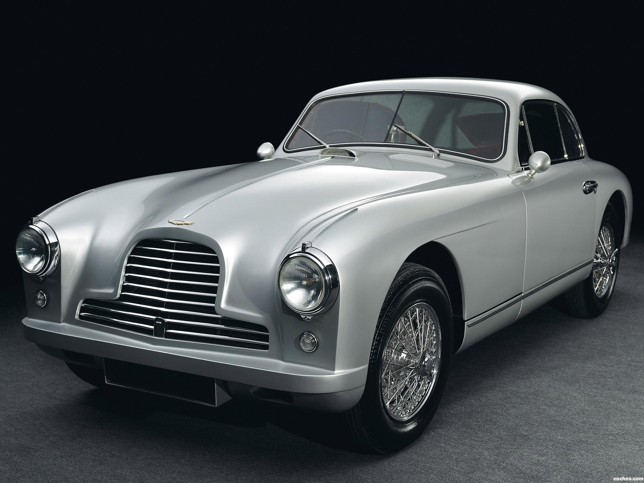 Foto 0 de Aston Martin DB2 1950