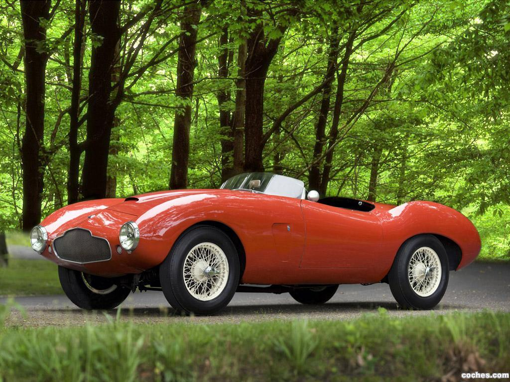 Foto 0 de DB2-4 Competition Spider Bertone 1953
