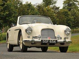 Fotos de Aston Martin DB2-4 Drophead Coupe 1955