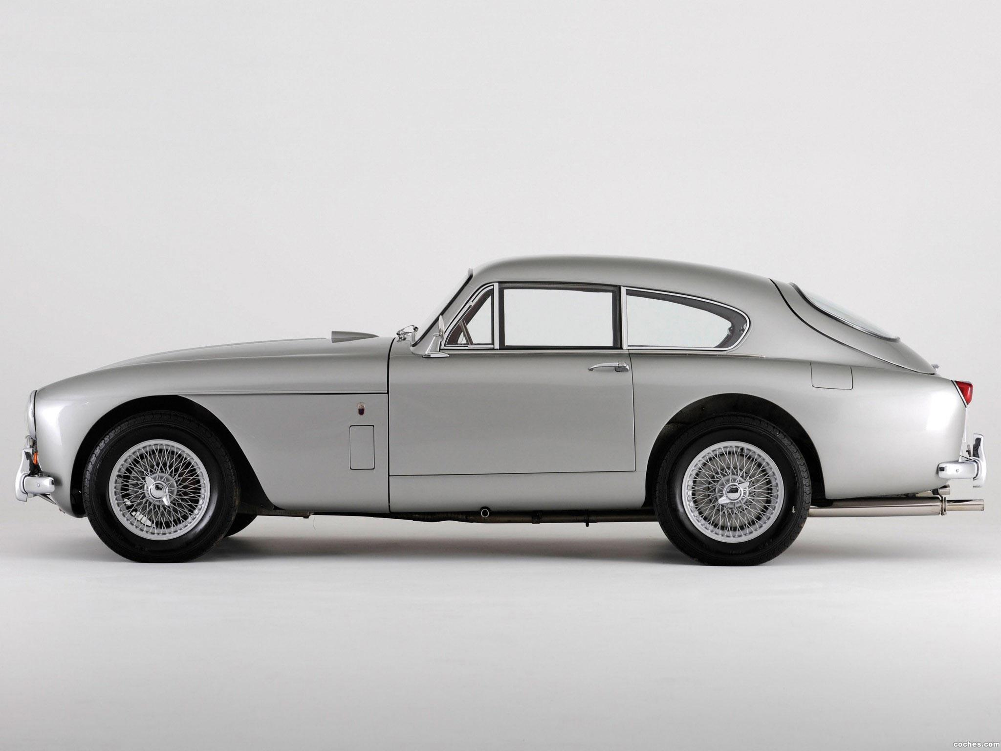 Foto 3 de Aston Martin DB2-4 Saloon by Tickford 1955