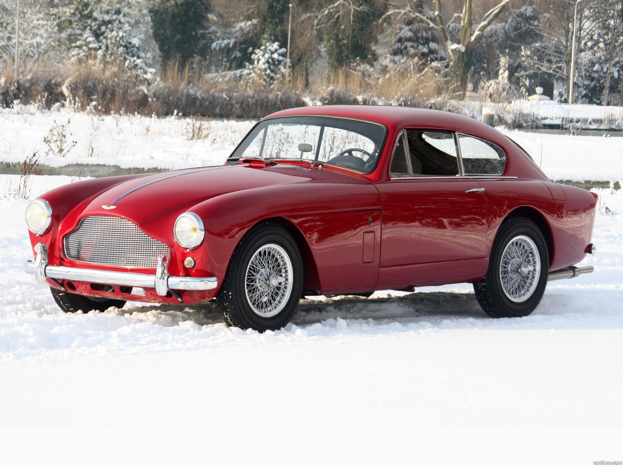 Foto 0 de Aston Martin DB2-4 Saloon by Tickford 1955