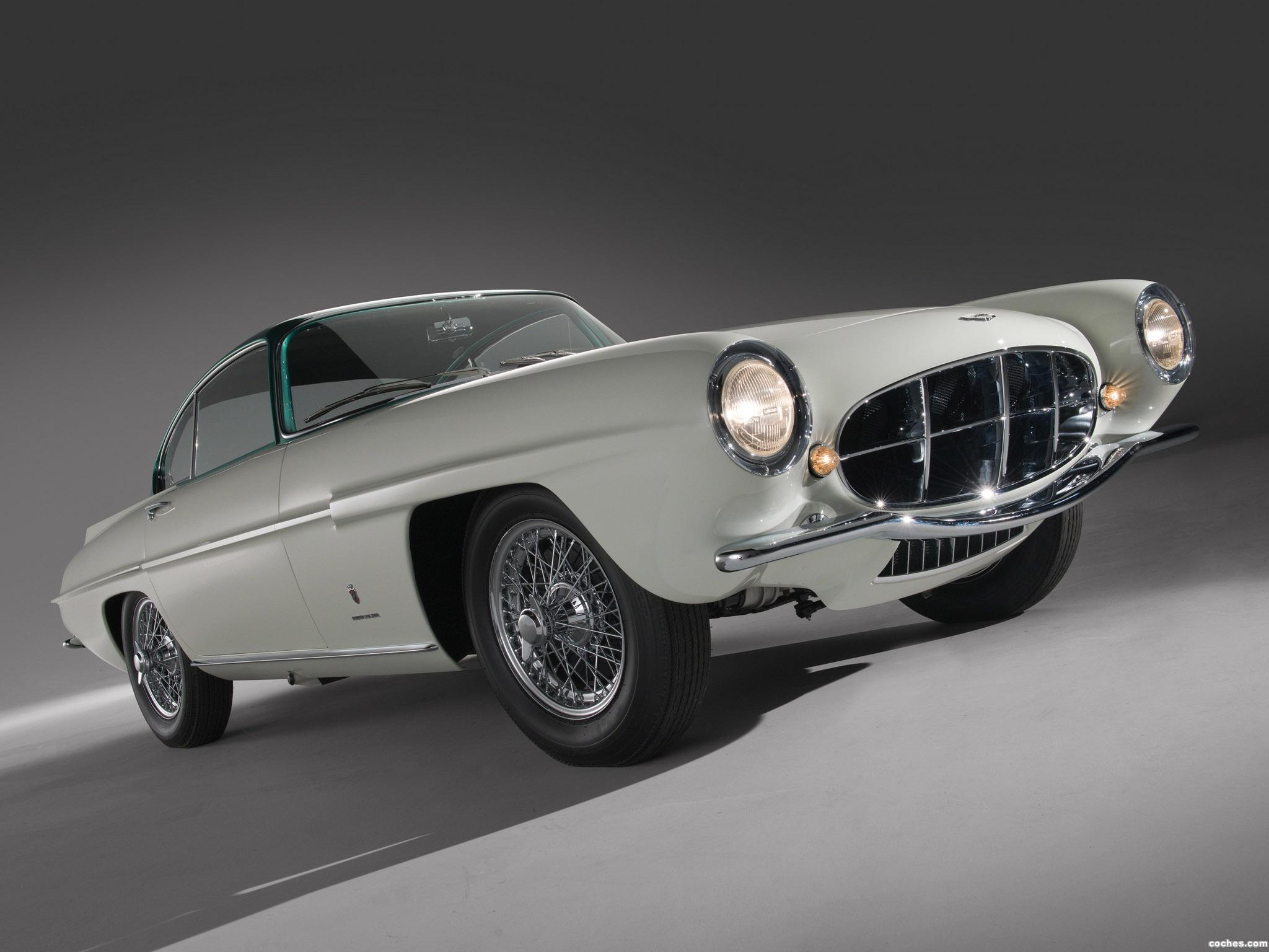 Foto 0 de Aston Martin DB2-4 Supersonic Coupe 1956