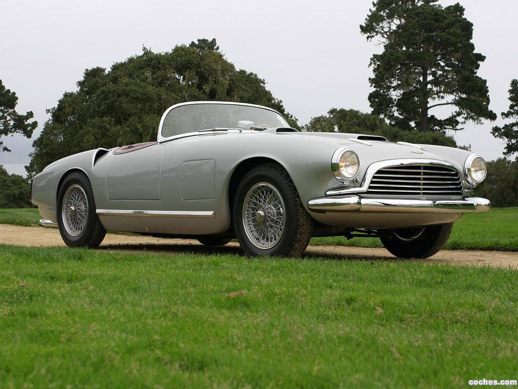 Foto 5 de Aston Martin DB2-4 Touring Spyder 1956