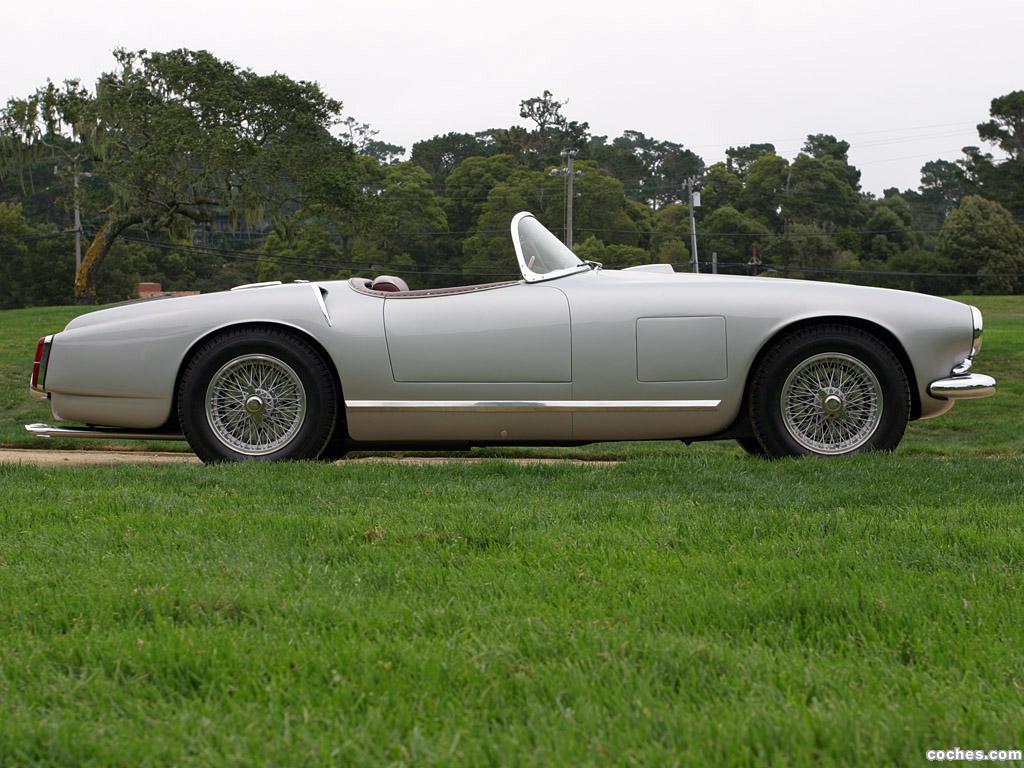 Foto 4 de Aston Martin DB2-4 Touring Spyder 1956