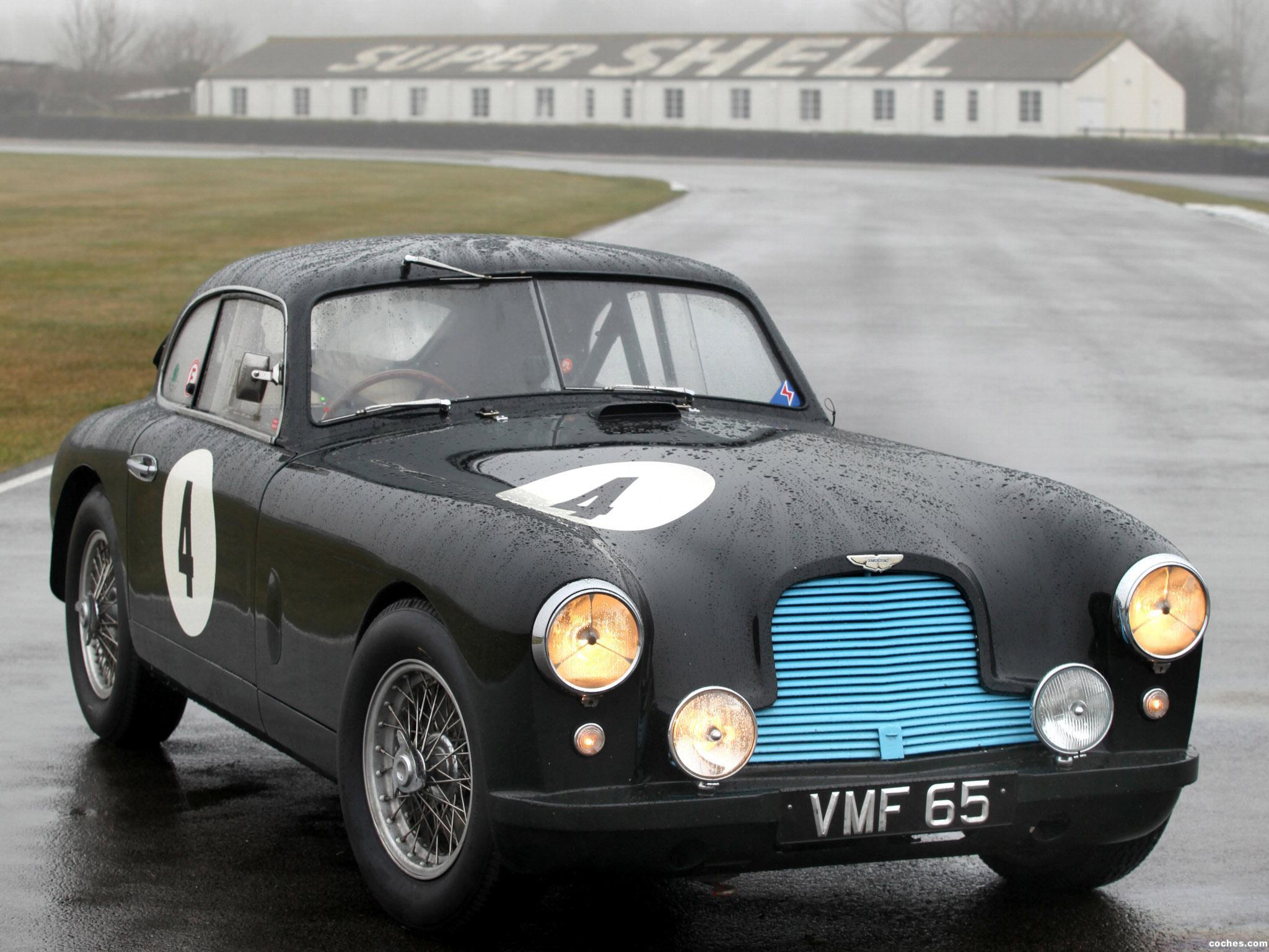Foto 0 de Aston Martin DB2 Team Car 1950