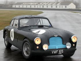Aston Martin DB2 Team Car 1950
