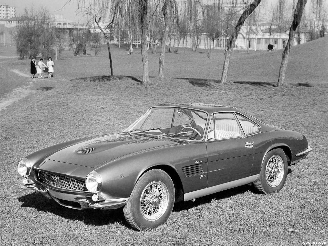 Foto 0 de Aston Martin DB4 GT Bertone Jet 1961