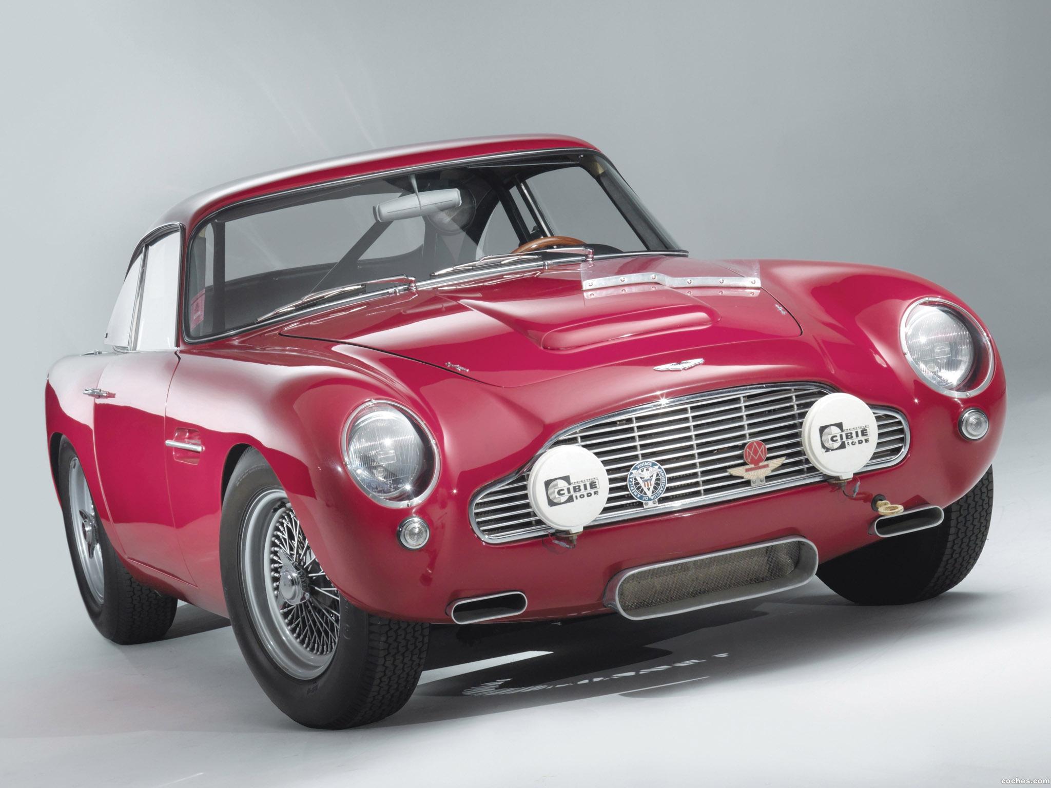 Foto 0 de DB4 GT Lightweight 1963