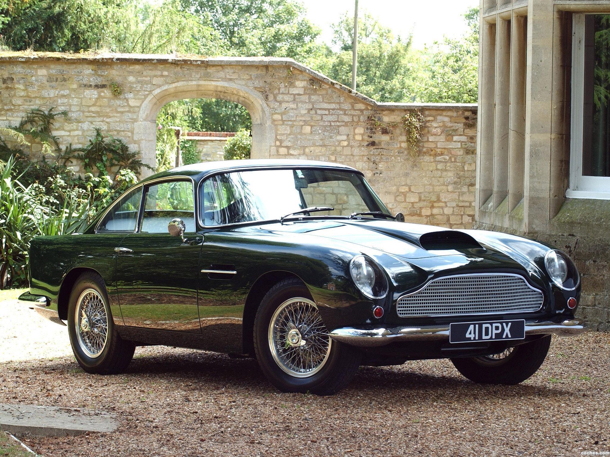 Foto 4 de Aston Martin DB4 GT UK 1959