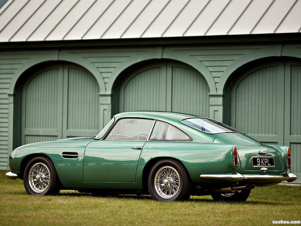 Foto 3 de Aston Martin DB4 GT UK 1959
