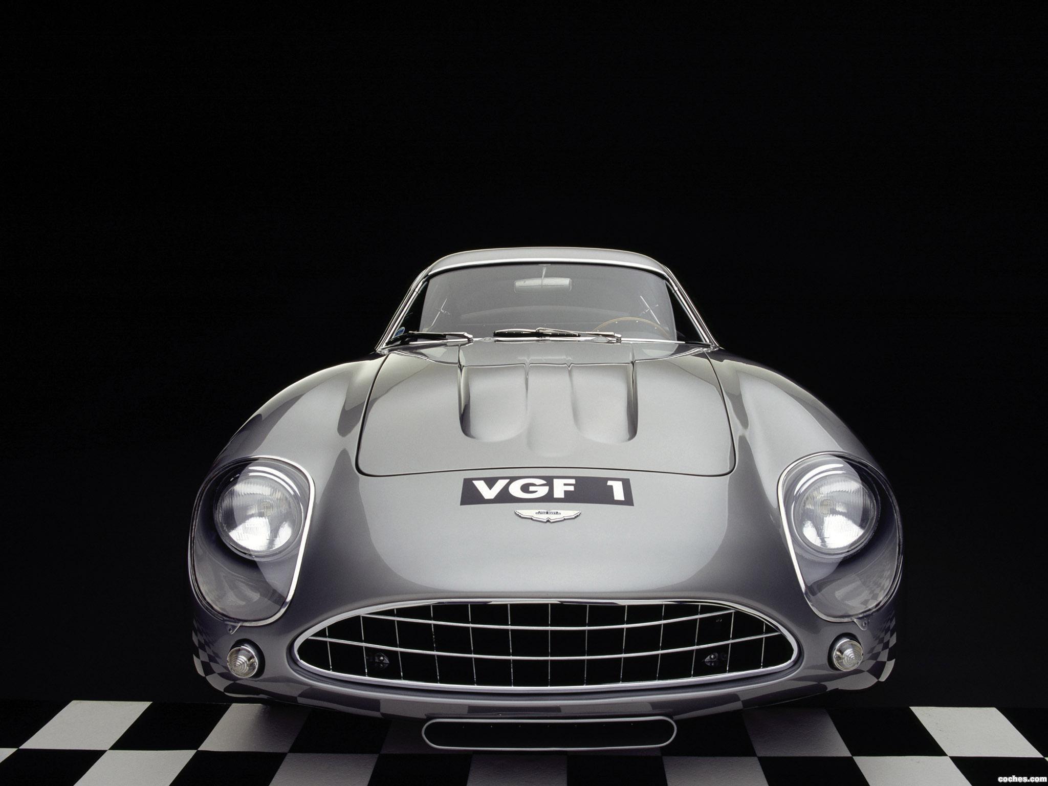 Foto 0 de DB4 GTZ 1960