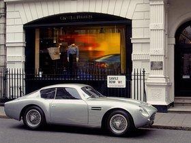 Ver foto 13 de DB4 GTZ 1960