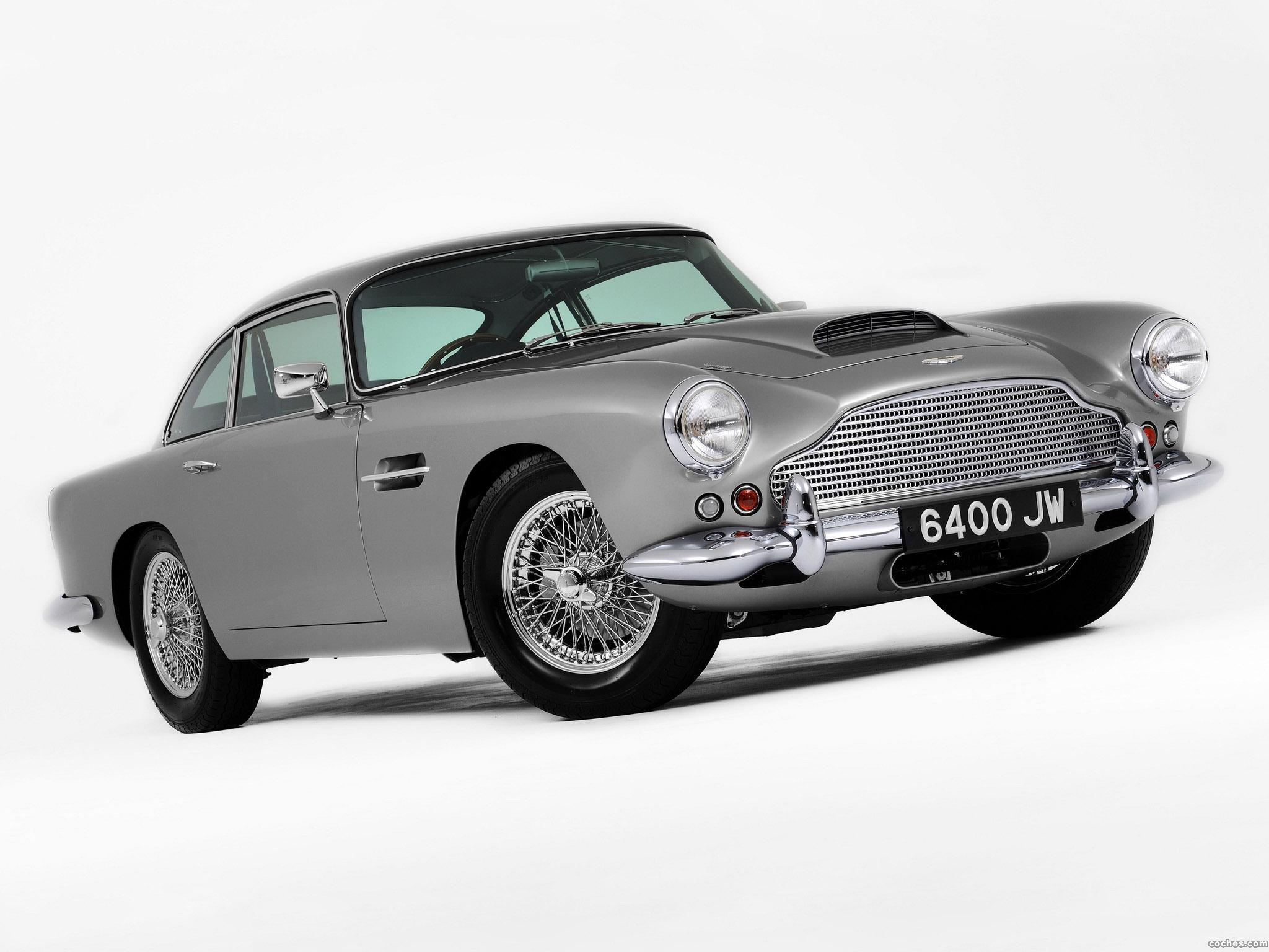 Foto 0 de Aston Martin DB4 Series III UK 1961