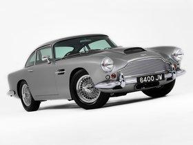 Fotos de Aston Martin DB4