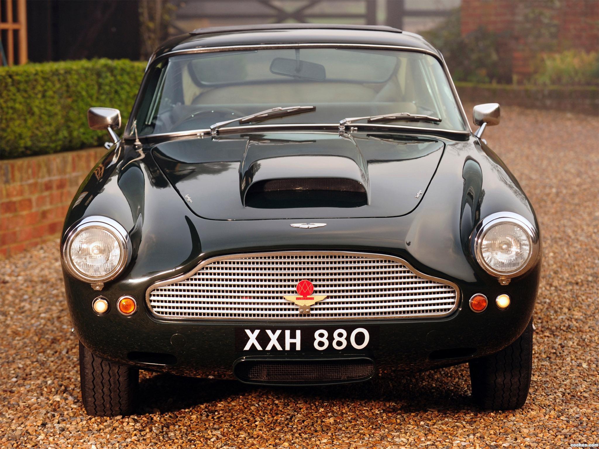 Foto 0 de Aston Martin DB4 UK 1960