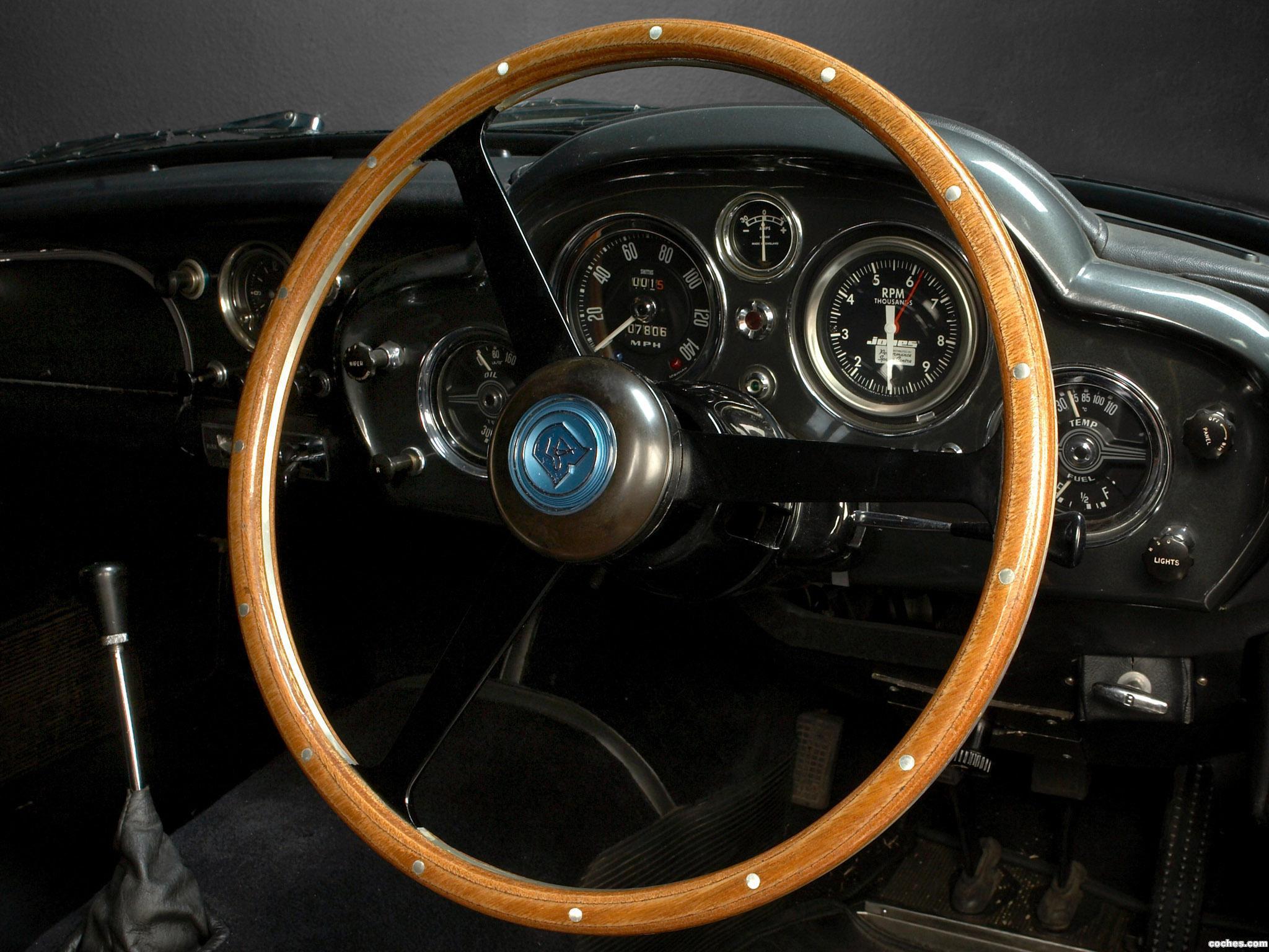 Foto 4 de Aston Martin DB4 Vantage GT Series V 1963