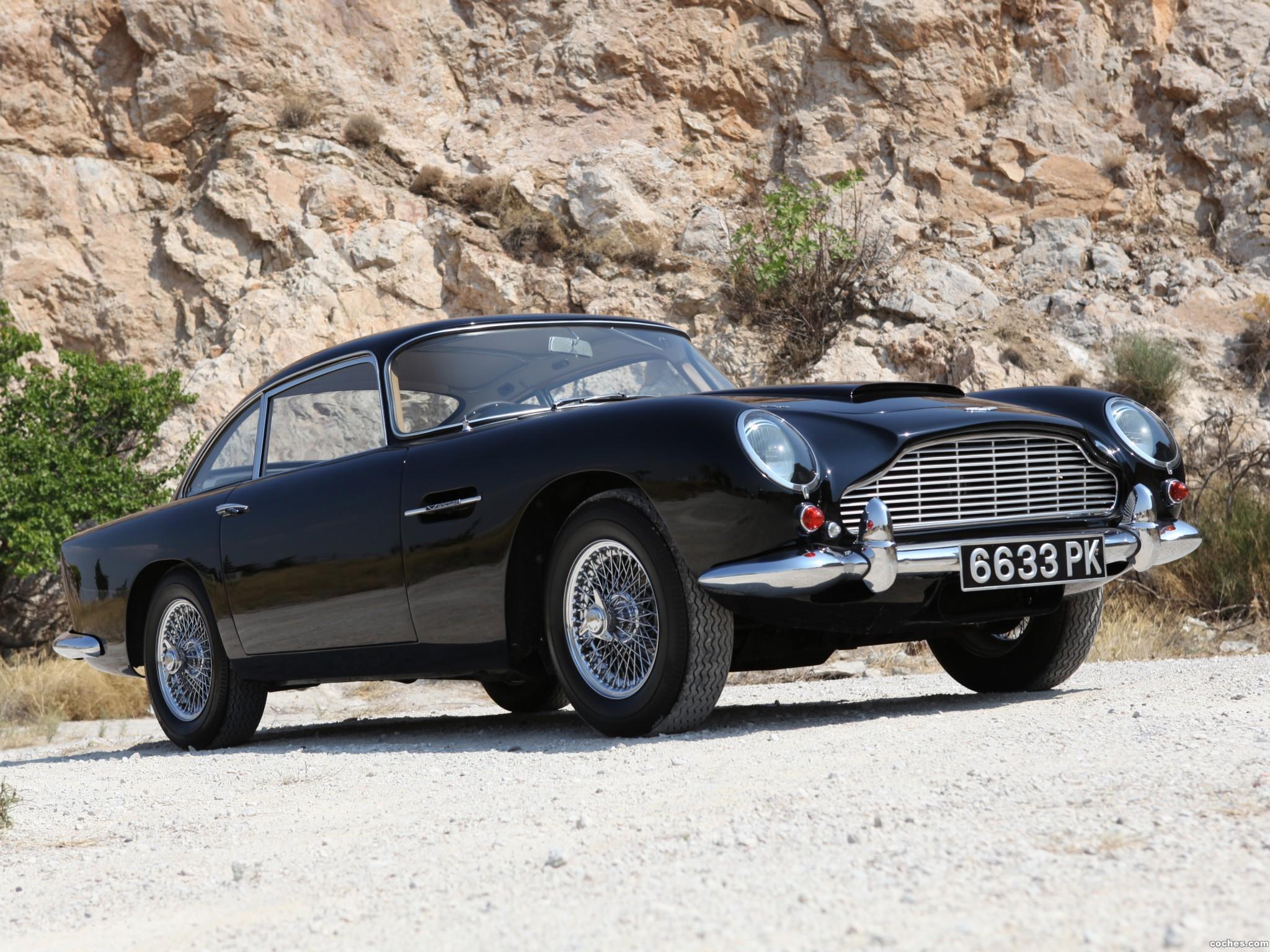 Foto 0 de Aston Martin DB4 Vantage Series V 1962