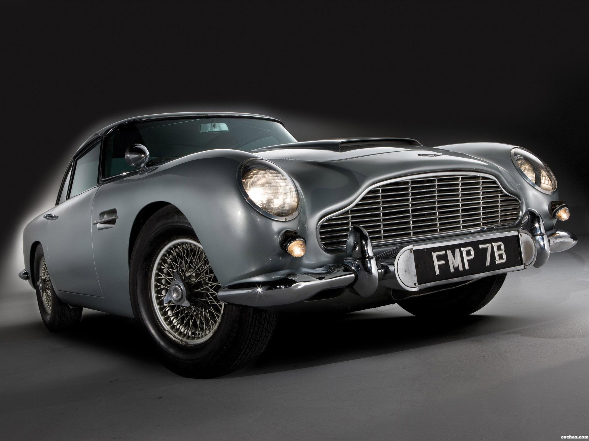 Foto 0 de Aston Martin DB5 James Bond Edition 1964